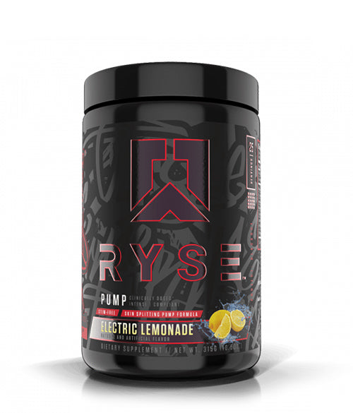 Ryse Project Blackout PUMP