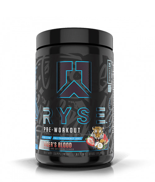 Ryse Project Blackout Pre-workout