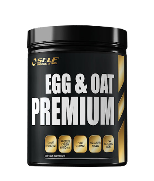 Self Omninutrition EGG & Oat premium 900 gr - Muscle Freak