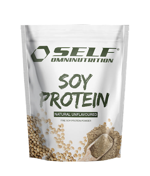 Self Omninutrition Soy protein 1 kg - Muscle Freak