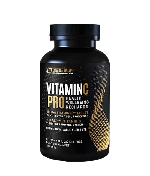Self Omninutrition  Vitamin C Pro 1000mg - Muscle Freak