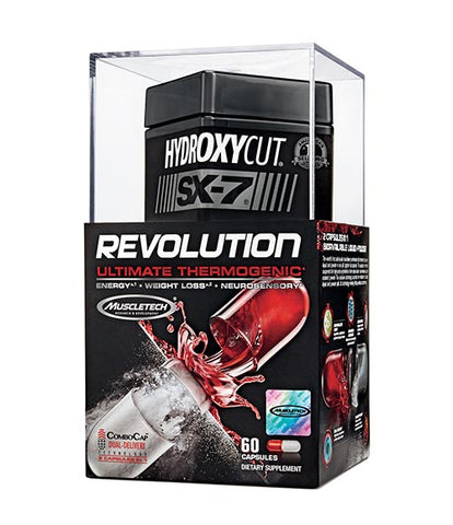 MuscleTech Hydroxycut SX-7 Revolution
