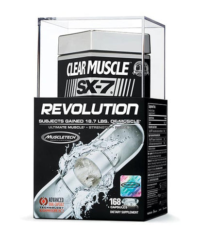 MuscleTech Clear Muscle SX-7 Revolution