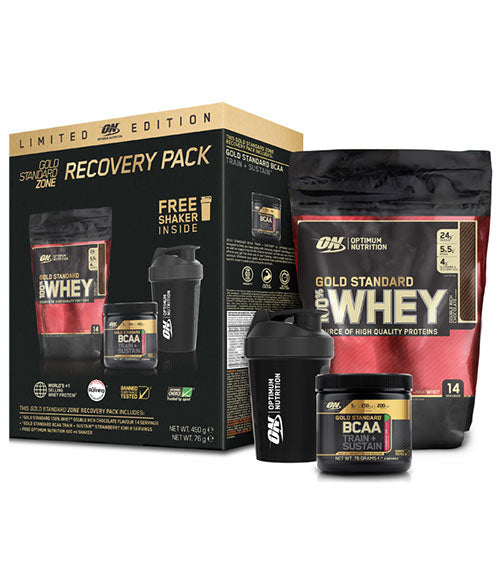 Optimum Nutrition Gold Standard Zone Recovery Pack - Muscle Freak