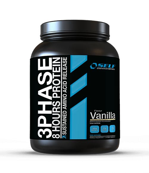 Self Omninutrition 3PHASE Protein - Muscle Freak