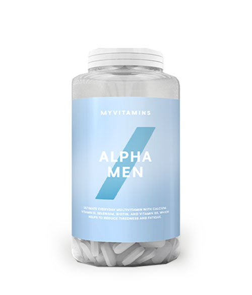 Myprotein Alpha Men Multivitamin - Muscle Freak