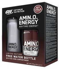 Optimum Nutrition Amino Energy Cola 270g + Ice Core Shaker