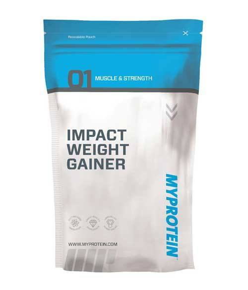 Myprotein Impact Weight Gainer 2,5kg - Muscle Freak