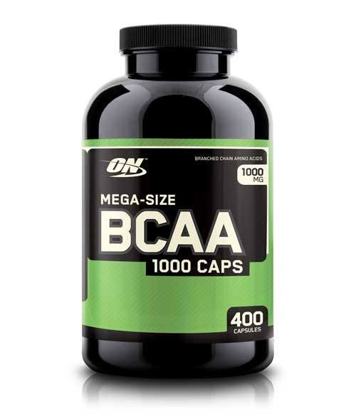 Optimum Nutrition BCAA 1000 Caps - Muscle Freak - 1