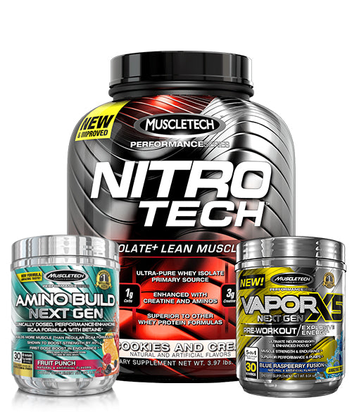 MT PERFORMANCE STACK - Muscle Freak