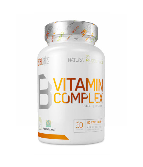 StarLabs Nutrition B-Complex 60 softgels