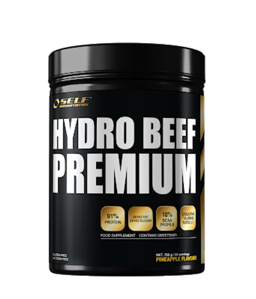 Self Omninutrition Beef Protein - Muscle Freak