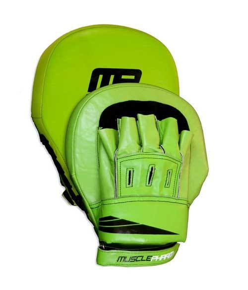 MusclePharm Sparring Mitts (fokuseri) - Muscle Freak