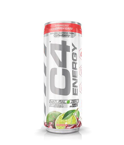 Cellucor C4 ENERGY NATURAL ZERO CARBONATED - Muscle Freak