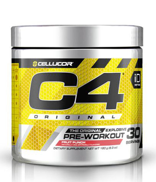 Cellucor C4 - Muscle Freak