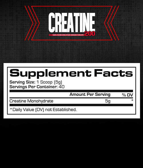Prosupps Creatine 200 g - Muscle Freak