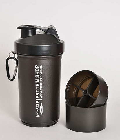 MuscleFreak Smart Shaker 600 ml
