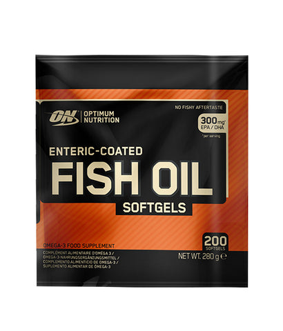 Optimum Nutrition Enteric Coated fish Oil (Riblje ulje)