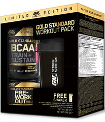 Optimum Nutrition Gold Standard Workout Pack