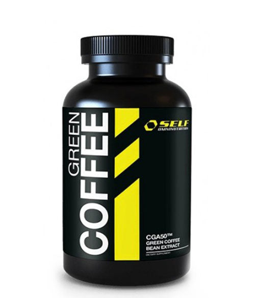 Self Omninutrition Green Coffee 120 capsula -50% - Muscle Freak