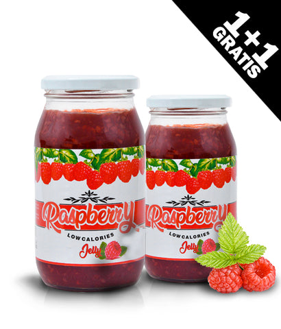 Muscle Freak Raspberry Jelly 400gr.