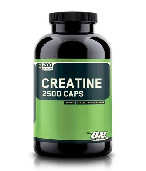 Optimum Nutrition Creatine 2500 Caps - Muscle Freak