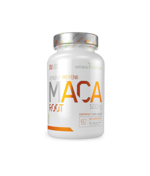 StarLabs Nutrition MACA ROOT 60 kapsula
