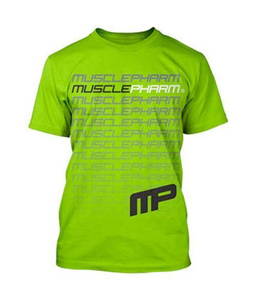 MusclePharm T-shirt Flagship -40% - Muscle Freak