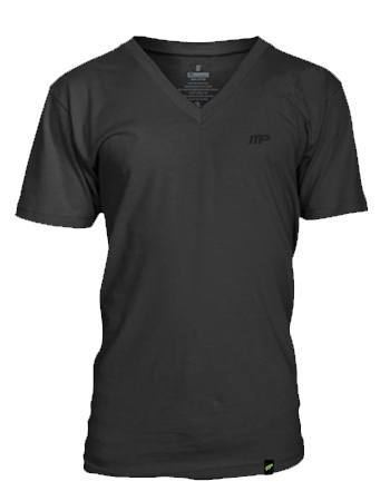 MusclePharm V-neck T-shirt Embroidered -40% - Muscle Freak