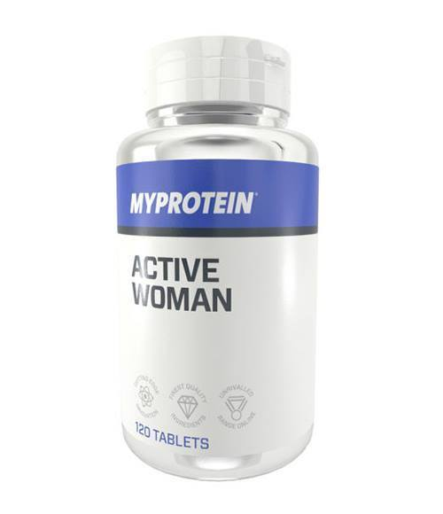 Myprotein Active Woman - Muscle Freak