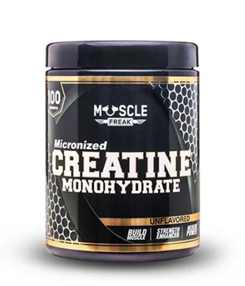 Muscle Freak Micronized Creatine Monohydrate - Muscle Freak