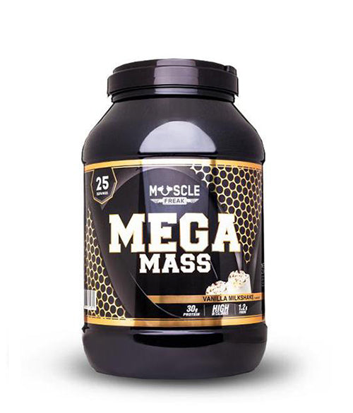 Muscle Freak Mega Mass - Muscle Freak