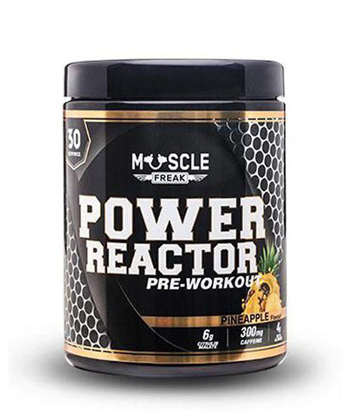 Muscle Freak Power Reactor - Muscle Freak
