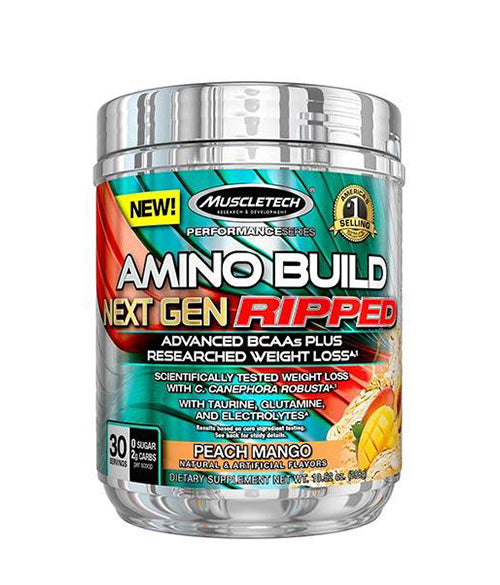 MuscleTech Amino Build Next Gen RIPPED - Muscle Freak