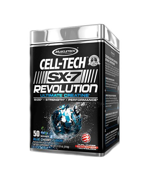 MuscleTech Cell-Tech SX7 Revolution - Muscle Freak