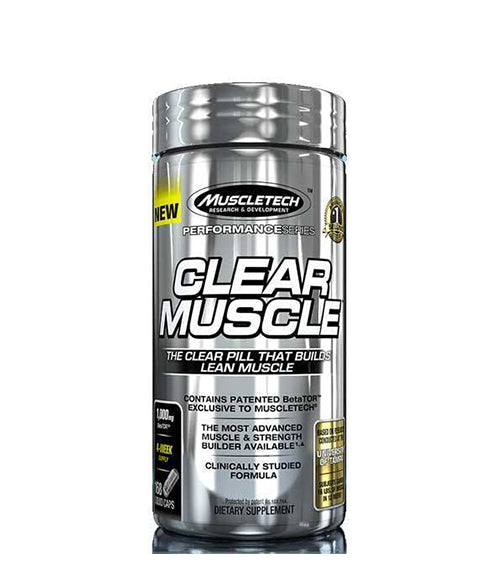 Muscletech Clear Muscle - Muscle Freak