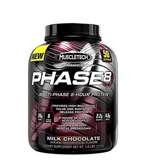 Muscletech Phase8 - Muscle Freak