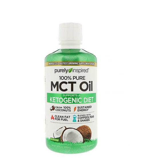 Purely Inspired 100% Pure MCT Oil 950 ml
