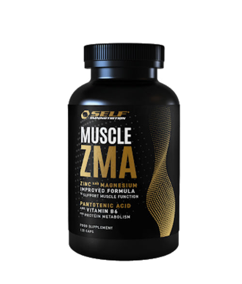 Self Omninutrition Muscle ZMA