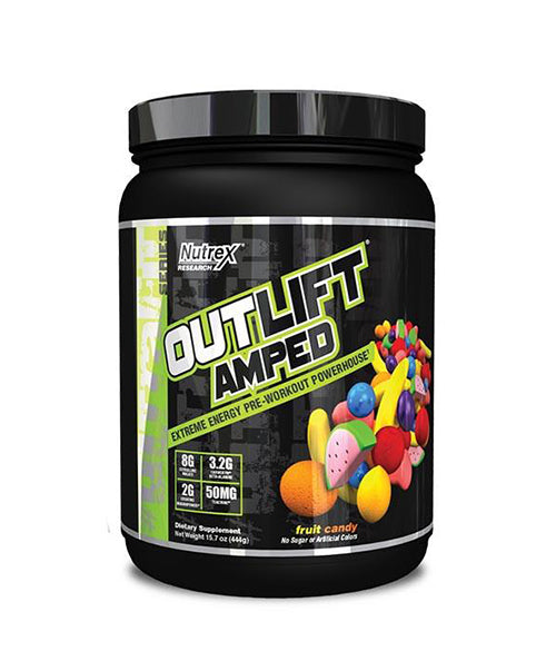 Nutrex Outlift Amped - Muscle Freak