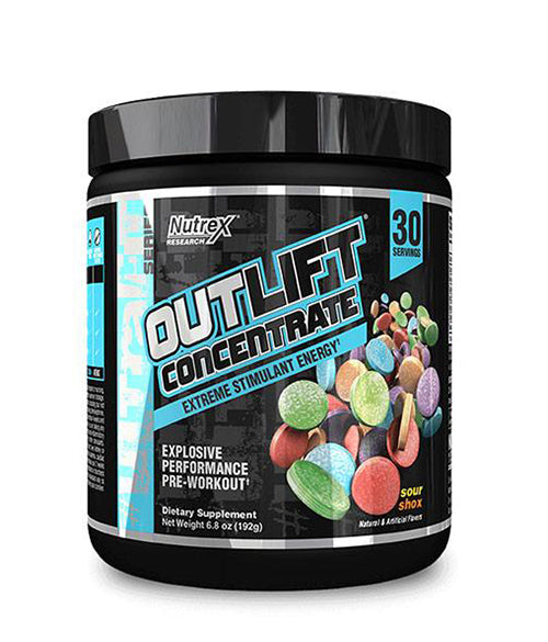 NUTREX OUTLIFT CONCENTRATE - Muscle Freak