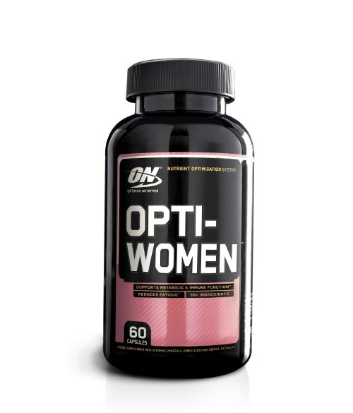 Optimum Nutrition Opti-Women - Muscle Freak
