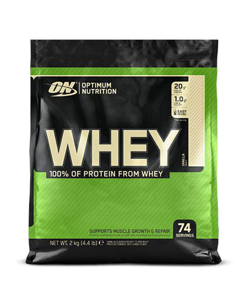Optimum Nutrition Whey 2 kg - Muscle Freak