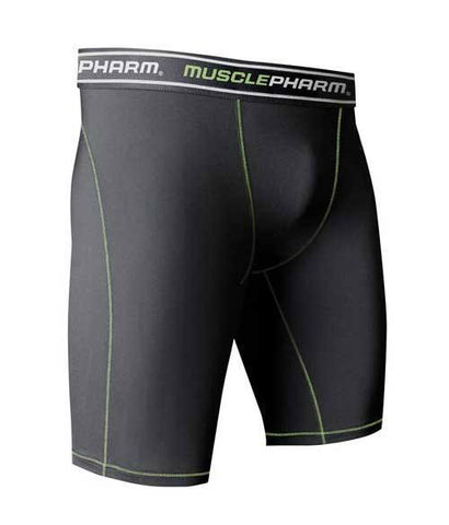 MusclePharm Men Boxer Brief Black