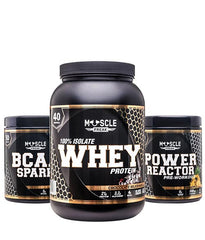 Muscle Freak New Year's Resolution PACK - Muscle Freak