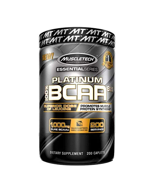 MuscleTech Platinum BCAA 8:1:1 - Muscle Freak