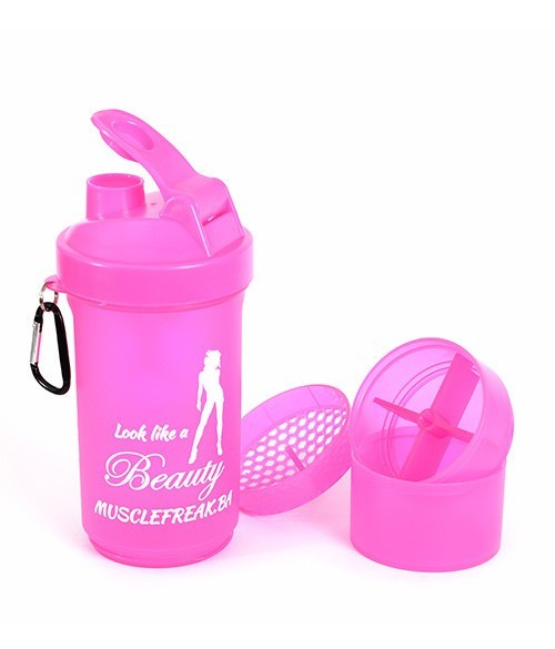 Musclefreak Shaker Women - Muscle Freak -Muscle Freak - 1