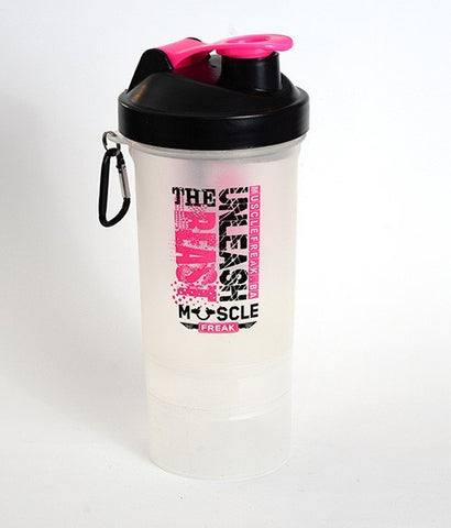 Musclefreak Smart Shaker 600ml UTB