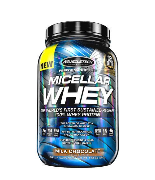 MuscleTech Micellar Whey - Muscle Freak