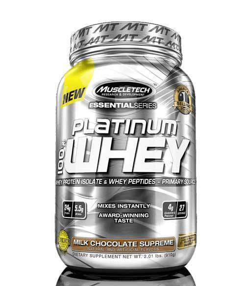 Muscletech Platinum Whey - Muscle Freak -MuscleTech - 1